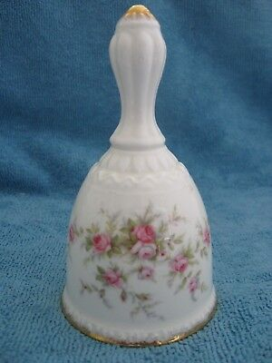 vintage PARAGON bone china TABLE BELL Victorian Rose