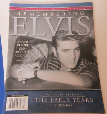 Remembering Elvis Never Seen Photos The Early Years Book