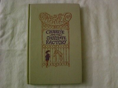 Charlie And The Chocolate Factory Book Vintage 1973 Edition Roald Dahl