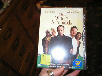 NEW, Factory Sealed, The Whole Nine Yards (DVD, 2009)