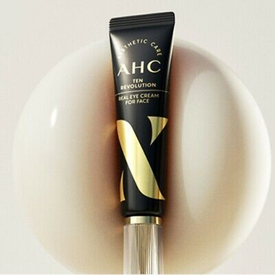 AHC Ageless Real Eye Cream 30ml Season7 Collagen Anti Wrinkle Brightening + Gift