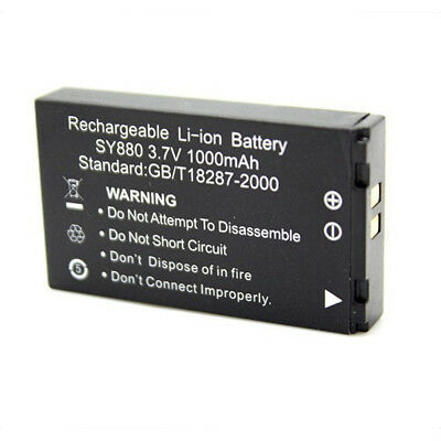 Replacement New 3.7V 1000mAh Li-ion Battery for Sport Camera WDV5000/G386