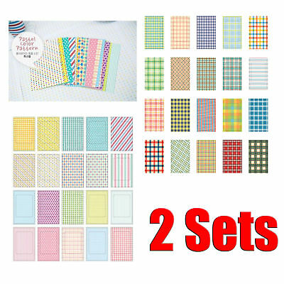 40 pcs/2 Sets Instant Films Sticker For FujiFilm Instax Mini 8 7s 25 50s #2