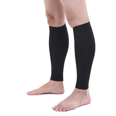23-32 mmHg Medical Calf Compression Sleeve Socks Support Stockings Travel Flight