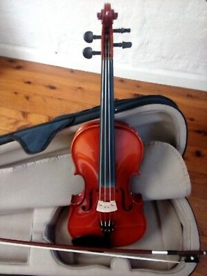 Suzuki Nagoya 4/4 Full Size Violin Outfit Package
