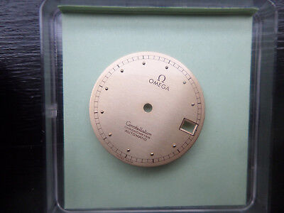 Omega Constellation Chrono Automatique  Cadran Montre Vintage  Neuf De Stock