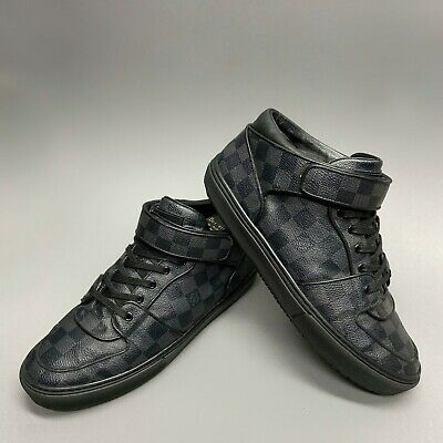 b09afefd40c LOUIS VUITTON SNEAKERS Damier Acapulco size 9 1/2 LV or 10 1/2 US or 43,5  EUR