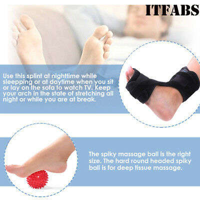 Adjustable Correction Ankle Foot Support Elastic Brace Guard Football Basketball