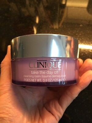 New Clinique Take The Day Off Cleansing Balm 125ml RRP £24