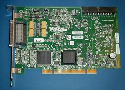 NI PCI-6224 32ch 16bit Multifunction DAQ M-Series, National Instruments *Tested*