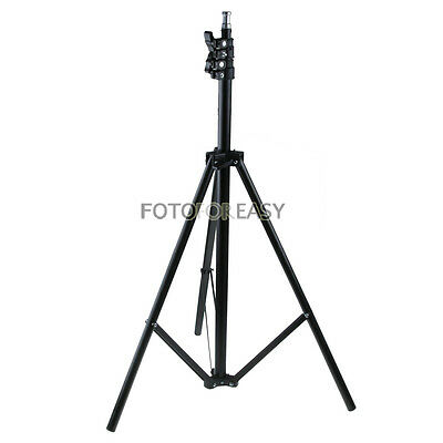 Flexible Light stand for Photo Studio Flash Lighting Softbox 1.95M/6'4""