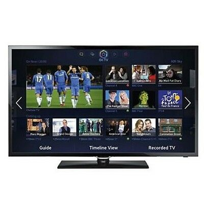 39 inch Samsung UE39F5300 LED TV Smart Internet 100Hz FreeviewHD FullHD NO STAND