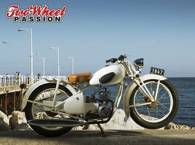 1947 Other Makes P55  One for a kind Peugeot p55 1947 125cc, fully restored and perfectly running.