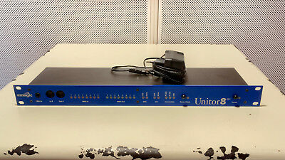 Emagic Unitor 8 Midi Interface, 8x8 In/out