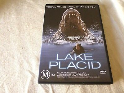 Lake Placid (DVD, 2006) Region 4
