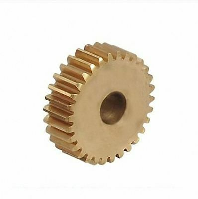 50 Teeth 1 Modulus Worm Gear 12mm Hole and Shaft for Drive Gearbox etc.[CAPT2011