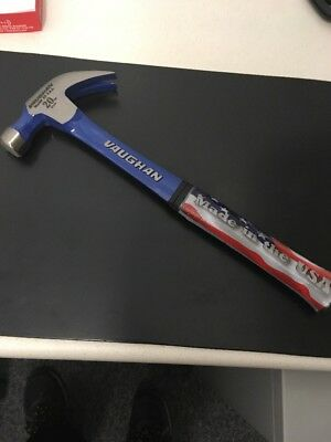 Vaughan 20oz Claw Hammer