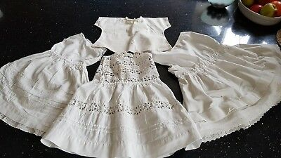 Vintage baby clothes 1930s 1940s
