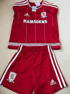 Middlesbrough Kit - Age 1-2 Years