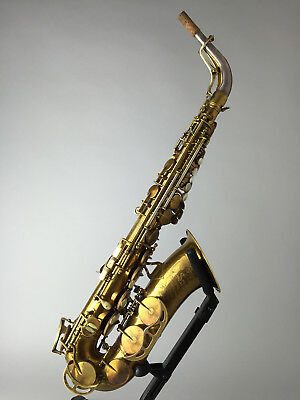 King Super 20  Full Pearls Alto Saxophone 298xx
