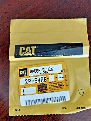 Caterpillar CAT GAUGE BLOCK 2P-5486