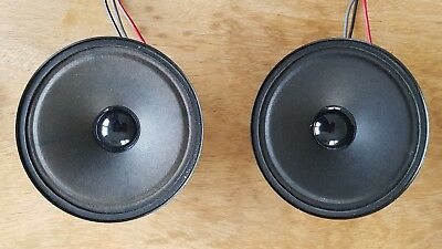 Pair of Bose 301 and 601 Tweeter 4 Ohms part # 130714