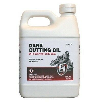 Hercules 40220 Dark Cutting Oil - 1 Gal.