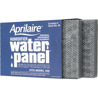 2-Pack Water Filter for Panel Aprilaire 10 fits Aprilaire 110-558 Models