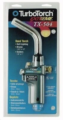 TurboTorch Extreme 0386-1293 TX504 Self Lighting Hand Torch