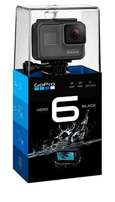GoPro HERO 6 Black Action Camera with free SanDisk 32GB Extreme SD Card (NIB)!
