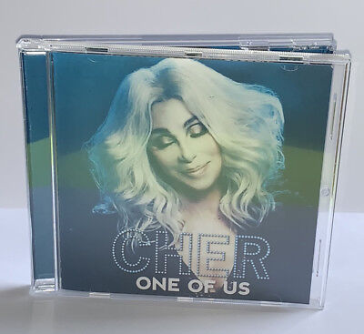 Cher One Of Us Cd Fan Made Dancing Queen Sos Fernando Mia Believe Strong Kiss
