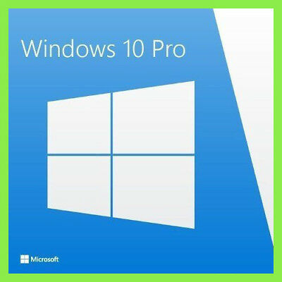 Windows 10 Professional 32/64 Bit Pro - Fatturabile