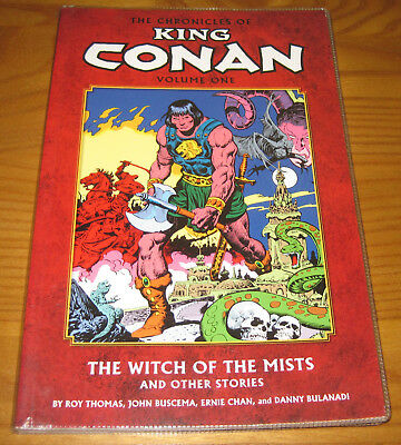 Chronicles of King Conan 1. Witch of the Mists and other stories