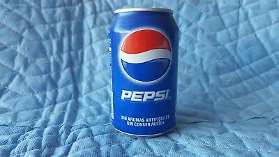 Vintage Pepsi Can from Mexico