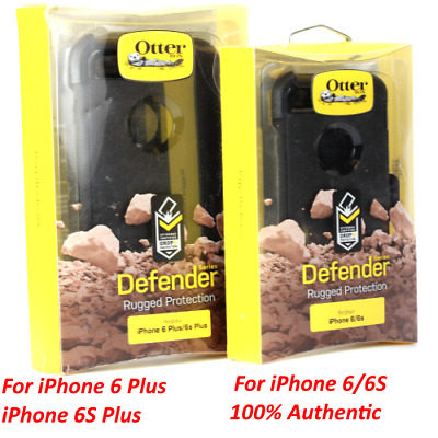 New OEM Otterbox Defender Series Case & Clip For iPhone 6/6S & 6S Plus / 6 Plus