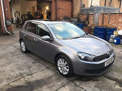 Volkswagen Golf 1.6 Tdi 2010 Full Service History Mot July 2019
