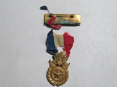 WWI Pilgrimage of Mothers and Widows Medal