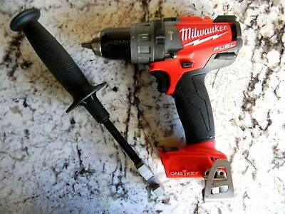 """Milwaukee M18 FUEL 1/2"""" #2706-20 Brushless ONE-KEY Hammer Drill  Free Shipping!!"""