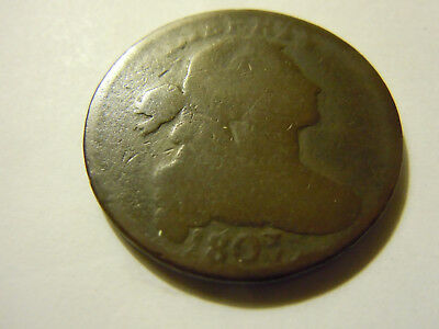 1803  Large Cent  ...Solid Good/VG