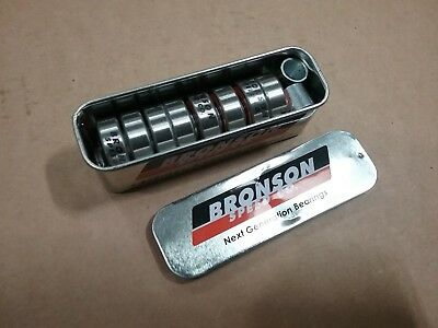 Bronson Speed Co Bearings G3 New Other