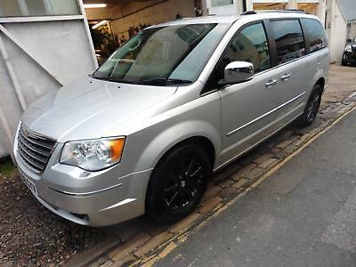Chrysler Grand Voyager Crd Limited auto low mileage DIESEL AUTOMATIC 2008/08