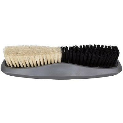 Combo Horse Brush Wahl New Soft And Hard Bristles Perfect For Travel /shows