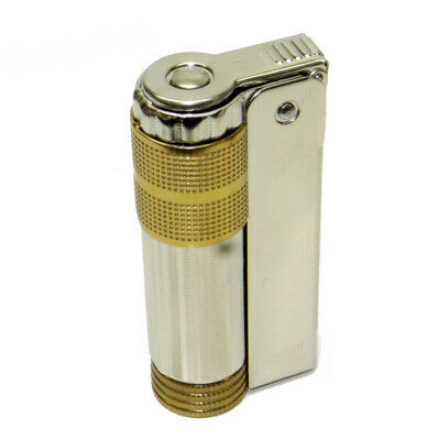 Imco Super Classic Made In Austria New Old Stock Gold & Stainless Lighter 6700