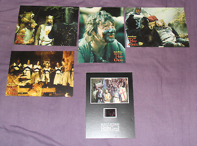 Monty Python Holy Grail Collectors Edition cards  & Senitype Slide