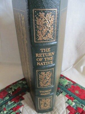 Easton Press The Return of the Native-T. Hardy 100 greatest leather 1978 MINT fr
