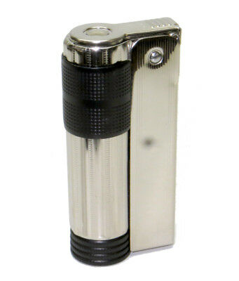 Imco Super Classic Made In Austria New Old Stock Black & Stainless Lighter 6700