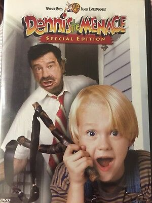 Dennis the Menace Special Edition DVD