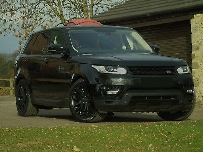 2014/14 Range Rover Sport 3.0 Sd V6 Hse Autobiography Massive Spec Tv's Pan Roof