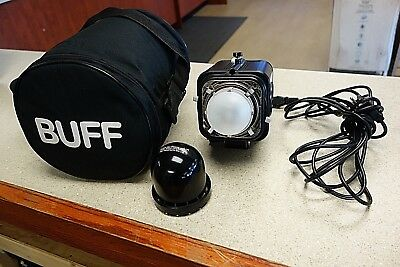 Paul C. Buff Einstein 640 WS Studio Flash with Shipping Flash Tube Cover and Bag