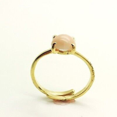 Mariana Ring Jewelry Adventurin Pink   Adjustable Sizable Woman Free Shipping !!